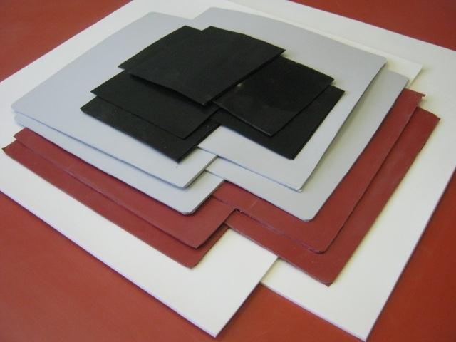 Монолитные силиконовые пластины