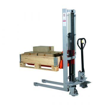 Штабелер ручной гидравлический TISEL HSD 1016 1000kg-1600mm-1150х540mm(-10С)