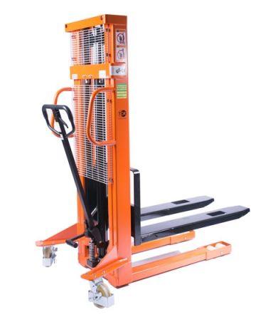 Штабелер ручной гидравлический TOR 1.0TX2.5M SDJ1025