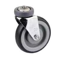 SCtk125 Shopp Ролик поворотный с болтом кольцом