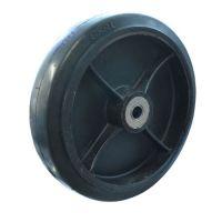 Колесо  б/г обрезин. без кронштейна, 300мм, W8012, нагрузка 1000кг (D95)