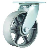 Колесо термостойкое поворотное 127 мм