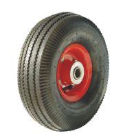Колесо с симметр. металл.ступ. 250мм ( 20мм)  (3.50-4), пневматическое