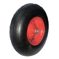Колесо пневм. металл.диск 310мм (16мм)  (4.10/3.50-6)