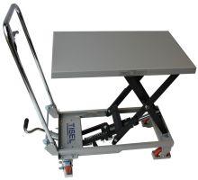 Тележка c подъемной платформой TISEL HT15 150kg-720mm-700х450mm
