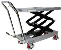 Тележка c подъемной платформой TISEL HTD35 350kg-1300mm-910х500mm