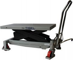 Тележка с подъемной платформой TISEL HTG100 1000kg-1400mm-2035x750mm