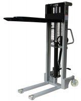 Штабелер ручной гидравлический TISEL HS 1516 1500kg-1600mm-1150х540mm