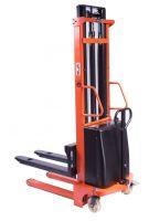 Штабелер гидравлический с электроподъемом TOR 10/16, 1 т 1,6 м (CTD)