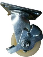 SCdnpb63 (30) Ролик поворотный с торм.