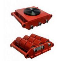 Транспортно-роликовые платформы CRA15, г/п 15.0 тн, 400х305х108 мм, колеса 80х70 мм-9шт, вес 27 кг