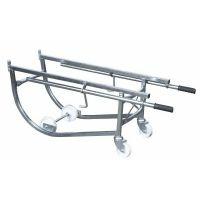Ручная механическая тележка для подъема и перемещения бочек DF10, для 210 литровых бочек, вес 14,5кг