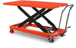 Подъемный стол TG100, в/п 1360мм, г/п 1000кг (Noblelift)