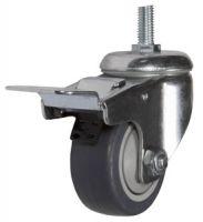 SCtkb93 (28) Ролик поворотный с болтом с торм.