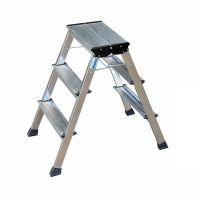 ROLLY Двусторонняя складная подставка ступ. 2 х 3, алюм