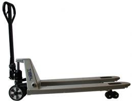 Тележка гидравлическая TISEL T20-115 SR/PU 2000kg-200mm-1150x550mm