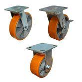 Полиуретановые с алюминиевым диском 250-500 кг